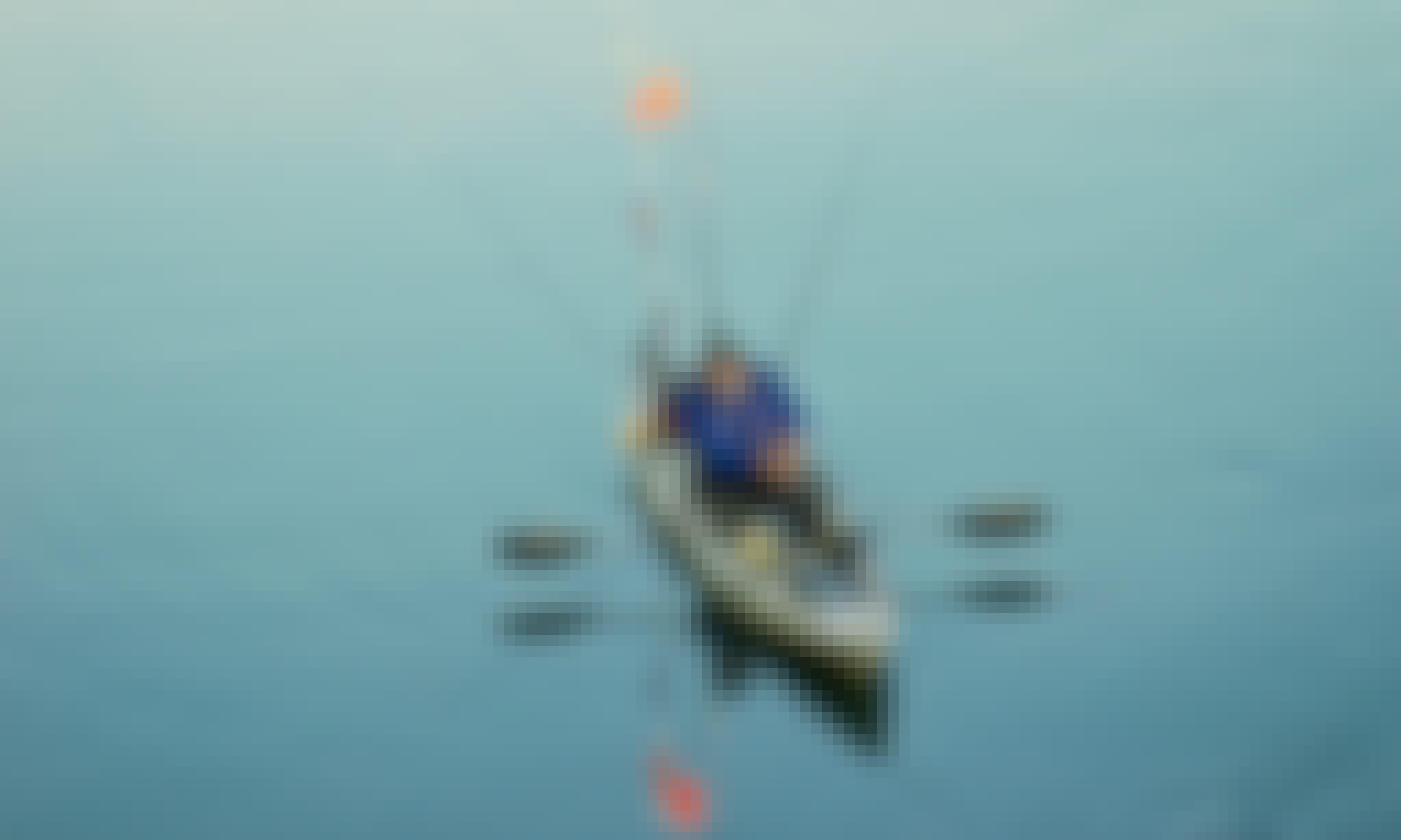 Angler Kayak Fishing Tour in West Bath