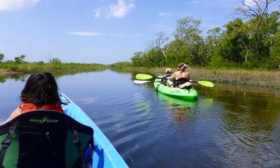 Tandem Kayak Rental In Bradenton