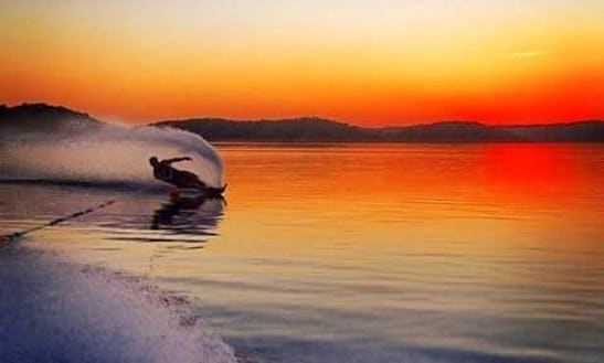 Experience The Thrill Of Wakeboarding In Kastoria, Greece!
