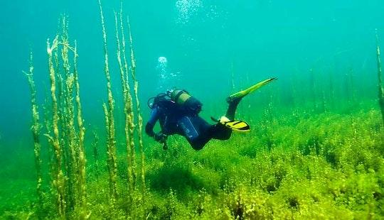 Diving Trips In Ruidera, Spain