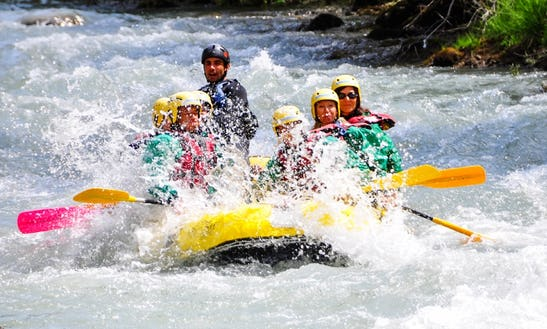 Rafting Trips In Puget-rostang, France