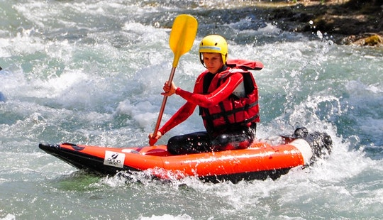 Unforgettable Inflatable Kayak Rental & Trips In Puget-rostang, France