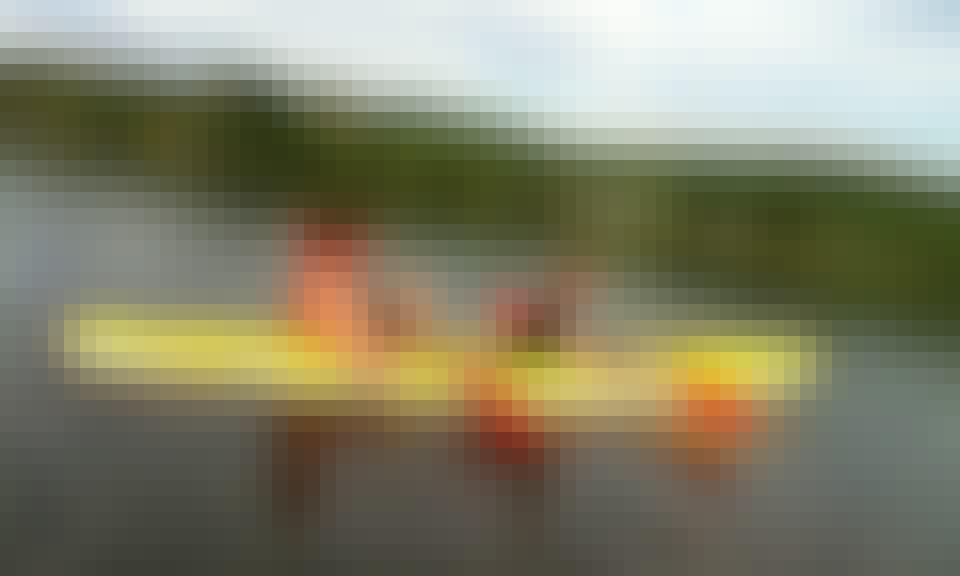Tandem Kayak Rental in Ulster, New York