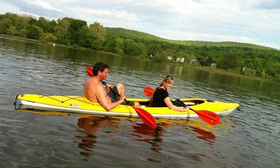 Tandem Kayak Rental In Ulster, New York