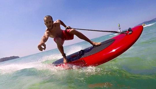 Electric Surfboard Rental in Opatija