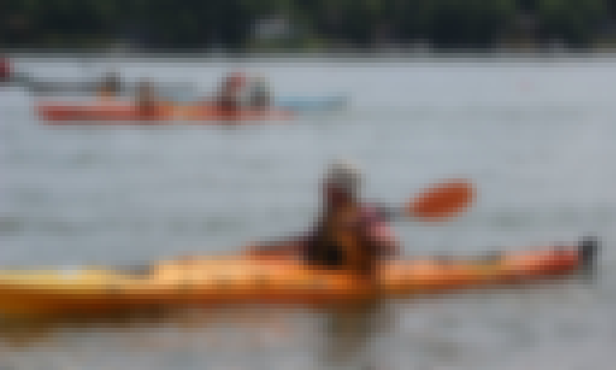 Single Kayaks Rentals in West Bath