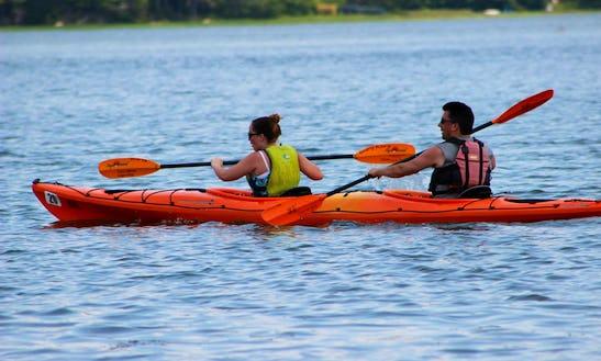Double Kayak Rentals In West Bath