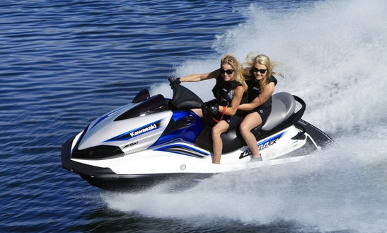 Kawasaki Ultra Lx Jet Ski Rental In Bracebridge