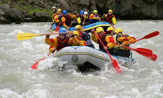 Rafting Adventure In Espelette