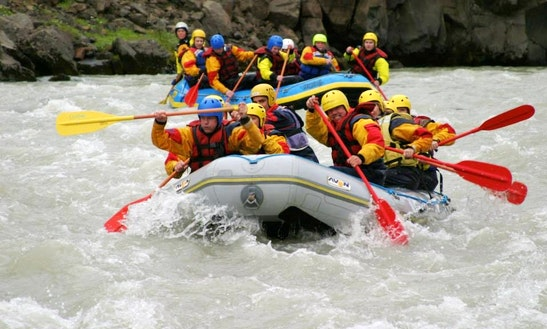 Rafting Adventure In Espelette