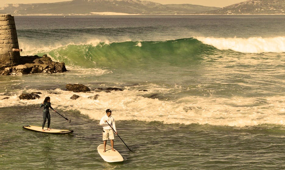 Ultimate SUP Experience in Tarifa, Spain