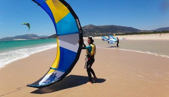 Learn Kiteboarding In Tarifa
