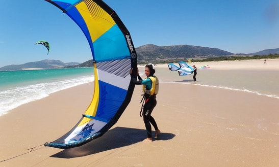 Learn Kiteboarding In Tarifa