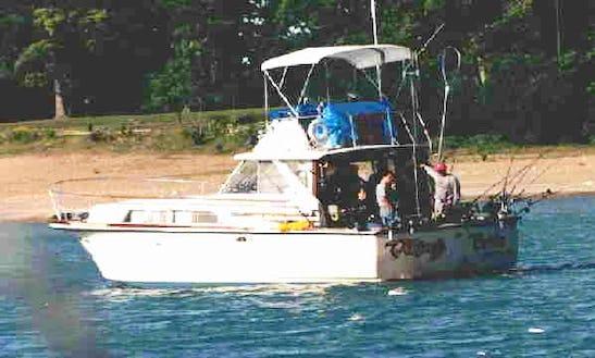 Fishing Charter On 38ft