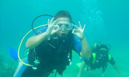 Discover Scuba Diving In Iraklio