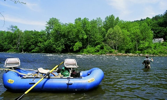 Guided Fishing Trips On Housatonic River