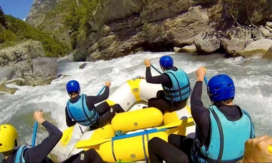 River Rafting In Le Lauzet-ubaye