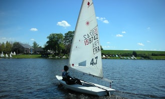 Solo Sailing Dinghy for  Hire in Carquefou, France