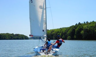 2 Person Vago Dinghy For Rent in Carquefou, France