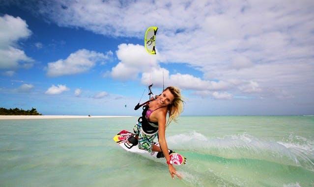 Learn Kiteboarding In Aitutaki