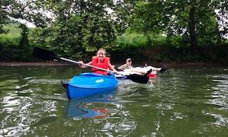 Kayak Rivers Trips in Saint Paul, Virginia