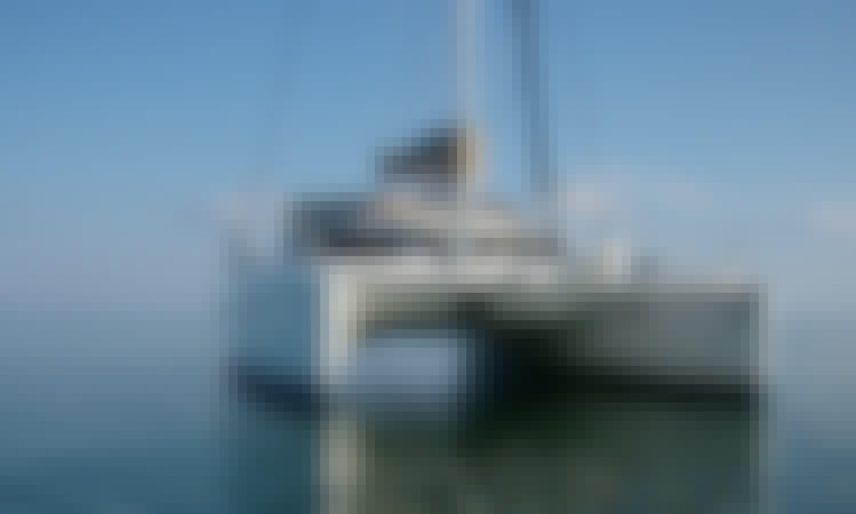 Lavezzi 40 Catamaran Charter in Kemiönsaari