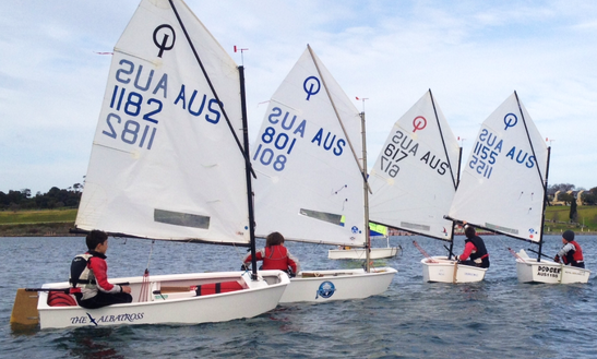 Sailing Lessons In Queenscliff
