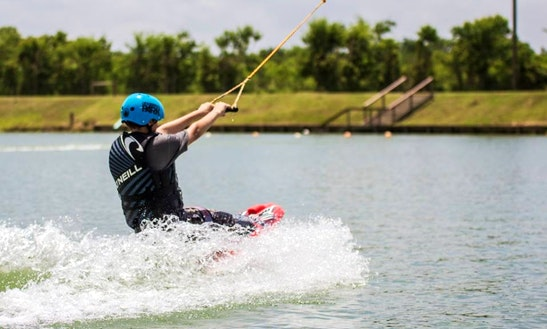 Cable Wakeboarding In Rosharon