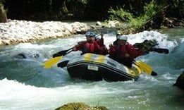River Rafting In Pertosa