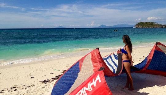 Learn Kitesurfing On Malapascua Island