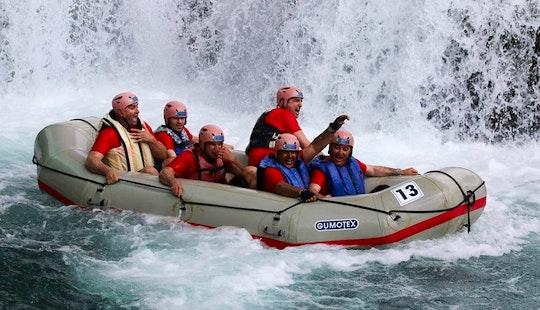 White Water Rafting Trips In Obrovac