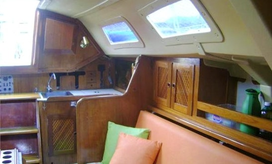 Charter Mariner 30´ Cruising Monohull In Angra Dos Reis