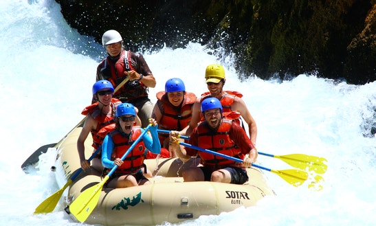 Rafting Trips In Big Bar, California