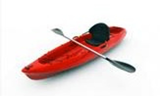Single Kayak Rental In Deerfield Beach, Florida