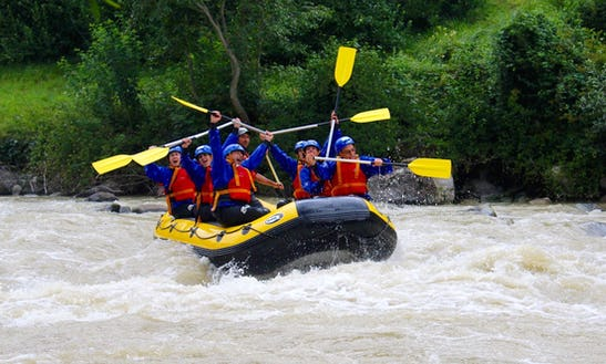 Rafting Trips In Caldes, Italy