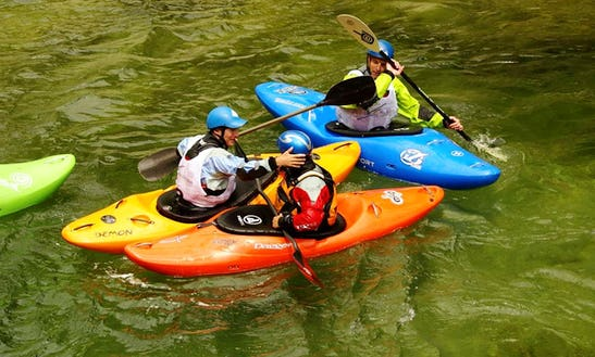 Unforgettable Kayak Rental & Lessons In Caldes, Italy