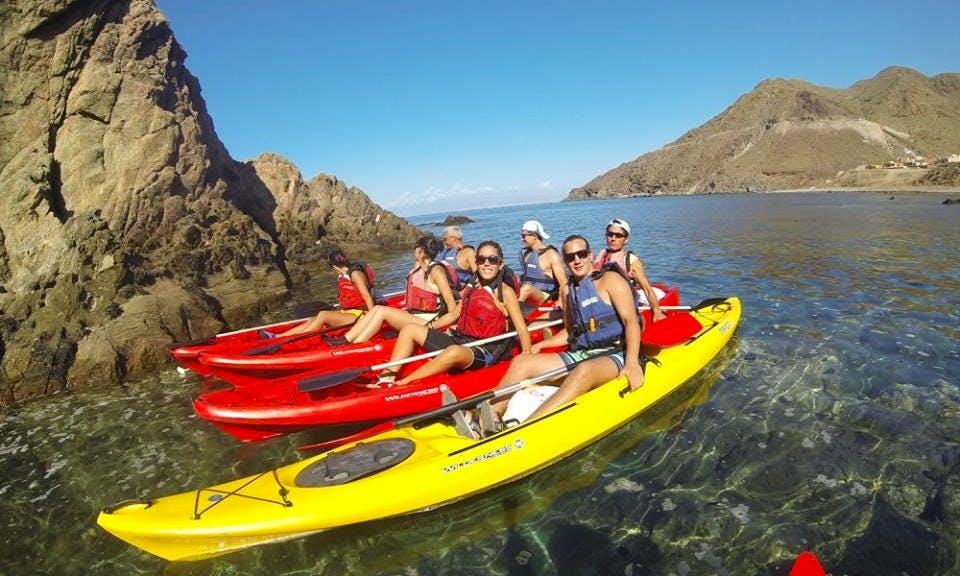 Kayak Rental & Trips in Almeria, Spain