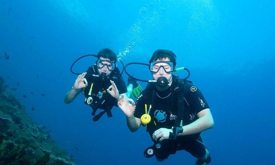 Diving Trips In Abang