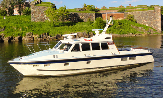 45' Motor Yacht Charter In Helsinki, Finland