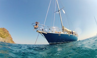 "65' Cruising Monohull ""IKARIAN STAR"" Charter in Notios Tomeas Athinon, Greece"