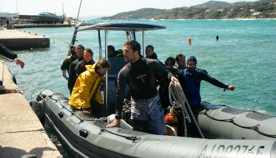 Amazing Diving Trips In Bormes-les-mimosas, France!