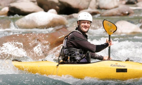 Kayak Rental & Trips In Vocca, Italy