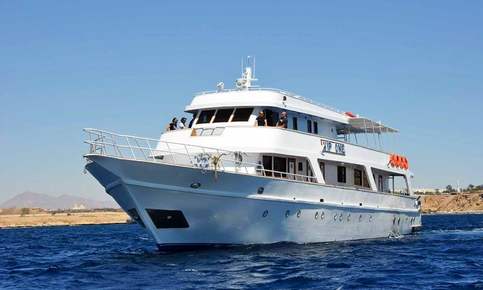 VIP One Liveaboard Diving Trips in Sinai   GetMyBoat