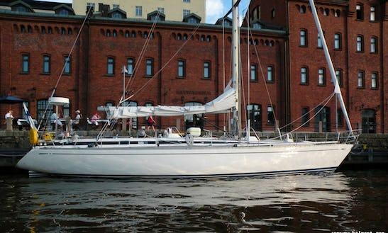 'belmont' Swan 51 Cruising Monohull In Helsinki