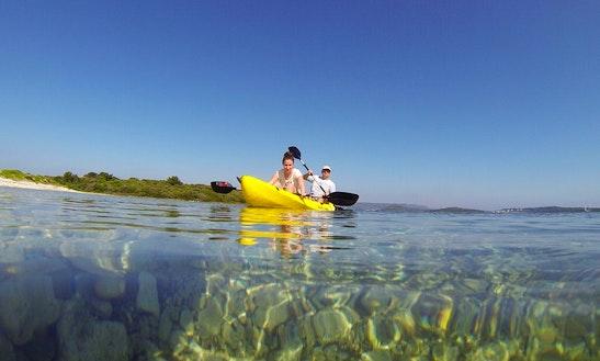 Kayaking Day Tours In Zadar