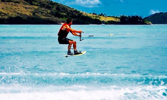 Thrilling Wakeboarding Lessons In Queensland, Australia