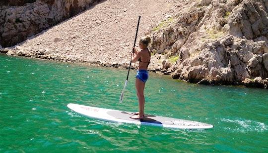 Paddleboard Rental In Obrovac