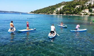 Stand Up Paddleboard Lessons in Dubrovnik