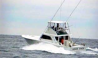"47ft ""Good Times"" Sport Fisherman Fishing Yacht In Hatteras, North Carolina"