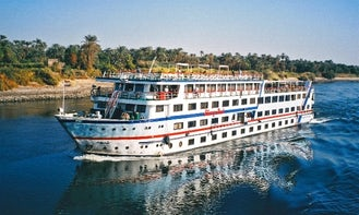 Sherry Boat Charter in Egypt